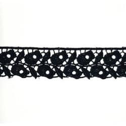 GUIPUR NEGRO (3,5cm)