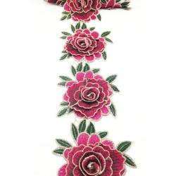 Pasamanería de Flores (11,5cm)