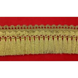Fleco Dorado 9cm
