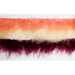 Cinta de Plumas de Colores (5cm)