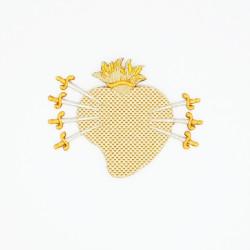 Aplicación Corazón (15x11cm)