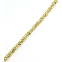 Cordón Dorado (7mm)