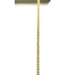 Cordón Dorado (3mm)