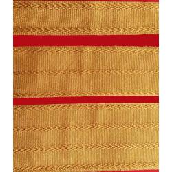 Galón Dorado (3,5 cm/ 4,5 cm y 6,5 cm)