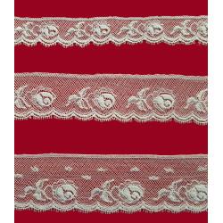 Encaje de Valencien (Puntilla 1,5 cm/ Puntilla 2,5 cm y Puntilla 3 cm)