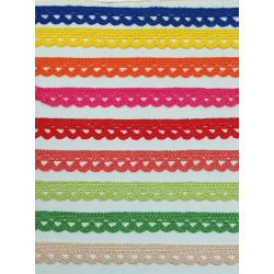 Encaje de Bolillo Color (1,4 cm)