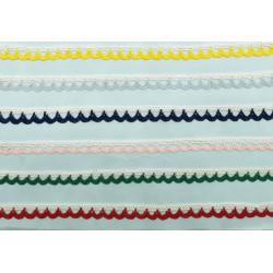 Encaje de Bolillo Color (0,5 cm)