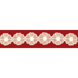 Guipur Amarillo (2,5 cm)