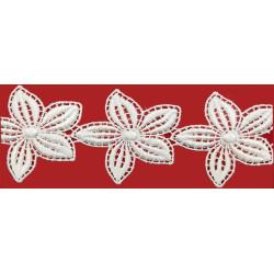 Guipur Blanco Natural (5,5 cm)