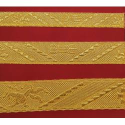 Galones Dorados (2 cm/ 2,5 cm y 3,5 cm)