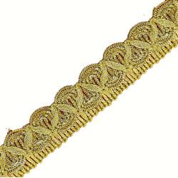 Agremán Dorado (2,5 cm)