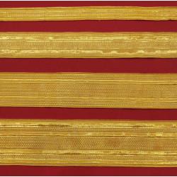 Galón Dorado (1 cm/2 cm/ 2,5 cm y 3,5 cm)