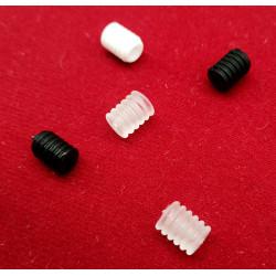 Regulador para Mascarilla (Blanco, Negro y Transparente)