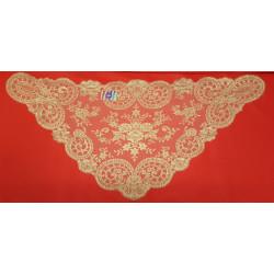 PICO AMANTILLADO (Color Dorado 125x60cm)
