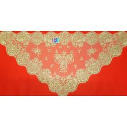 PICO AMANTILLADO (Color Dorado 130x60cm)