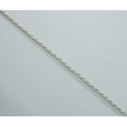 CORDÓN PLATA (0,2 cm)