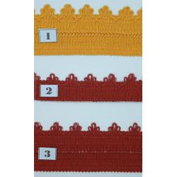 Agremán(3,5 y 6 cm)