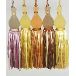Borlas cabeza de vidrio (5 colores)