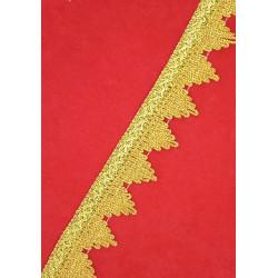 Agremán Dorado (4cm)