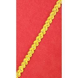 Agremán Dorado (0,5cm)