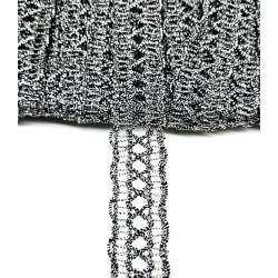 AGREMÁN PLATEADO (1,5cm)