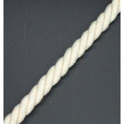 Cordón de algodón Beige(1 cm)