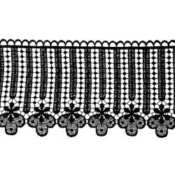 GUIPUR NEGRO (8,5cm)