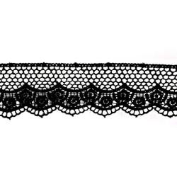 GUIPUR NEGRO (4,5cm)