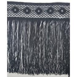 Fleco de seda Blanco (35 cm)
