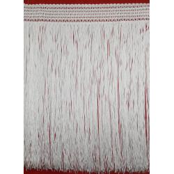 Fleco de seda Fuxia (40 cm)