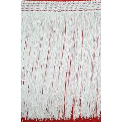 Fleco de seda Beige (50 cm)