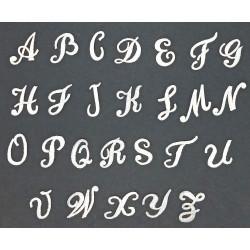 Abecedarios (2,5 - 3 cm)