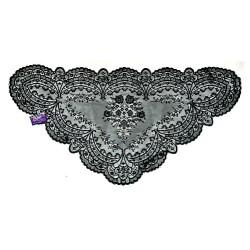 PICO AMANTILLADO (Color Negro 140x70cm)