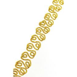 Agremán Dorado (1cm)