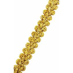 Agremán Dorado (1,2cm)