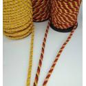 Cordón seda y metalizado